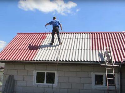 крыша из шифера-min